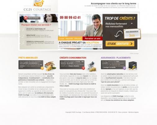 Site CG2S Courtage