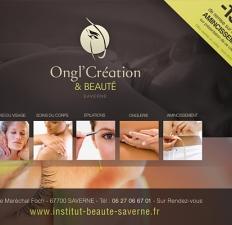 Insertion Ongl'Création et Beauté - Tonic Magazine