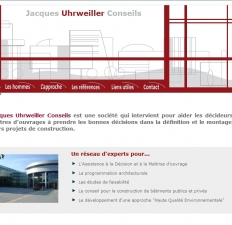 Site Jacques Uhrweiller Conseils