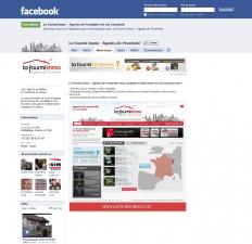 Page Facebook La Fourmi Immo