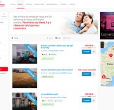 Site La Fourmi Immo